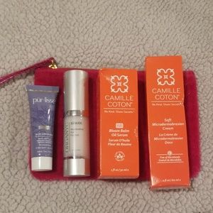 Other - 4pc Skincare Bundle - Camille Coton